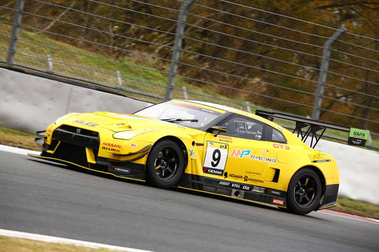 MP Racing GT-R auto sport Web Sprint Cup レースレポート