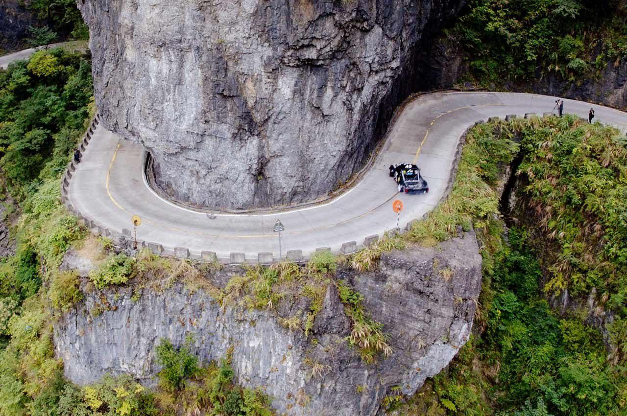 【動画】ケン・ブロックの豪快ドリフト、舞台は中国でもっとも危険な峠道。『クライムカーナ』第2弾