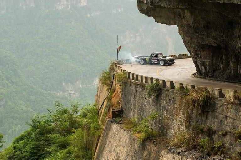 ラリー/WRC | 【動画】ケン・ブロックの豪快ドリフト、舞台は中国でもっとも危険な峠道。『クライムカーナ』第2弾