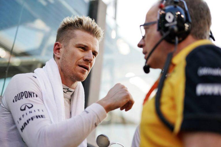 F1 | ヒュルケンベルグ「1ストップ作戦は難しかったがペースは良かった。チームの成功を祈っている」:ルノー F1アブダビGP日曜