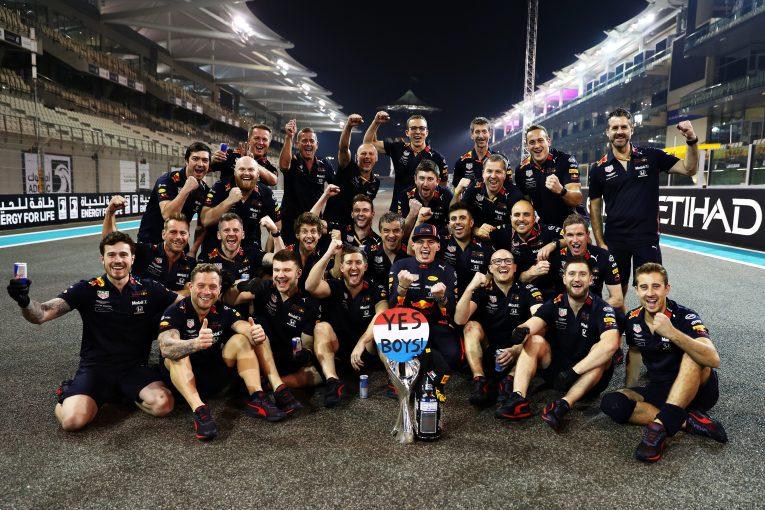 F1   ドライバー・オブ・ザ・デー最多獲得はフェルスタッペン。ピットストップ・アワードもレッドブル・ホンダが制す