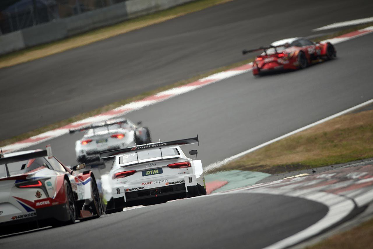 WRT Hitotsuyama Team Audi Sport 2019スーパーGT×DTM特別交流戦 レースレポート
