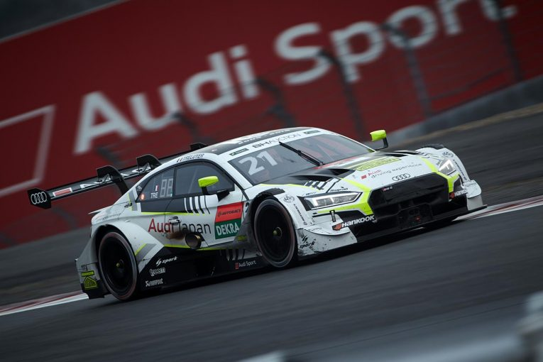 スーパーGT   WRT Hitotsuyama Team Audi Sport 2019スーパーGT×DTM特別交流戦 レースレポート
