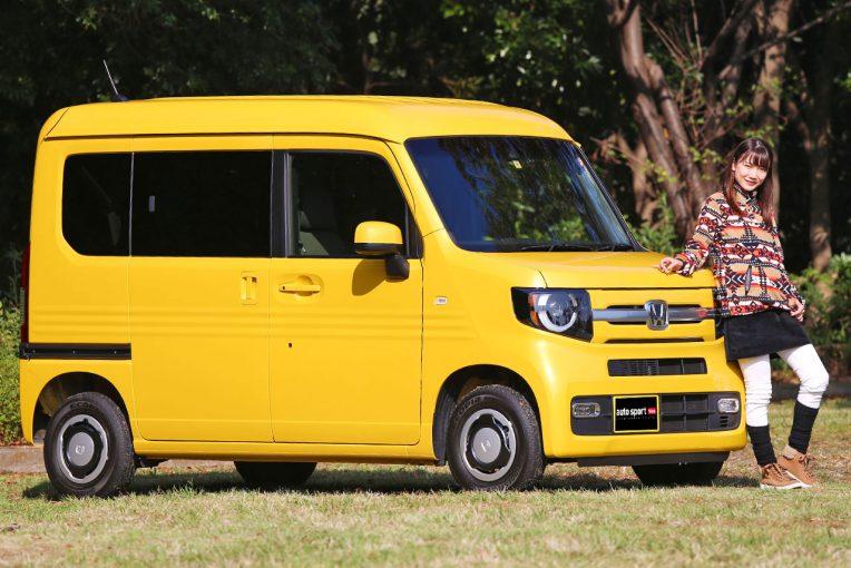 クルマ | 軽自動車とは思えないホンダN-VAN。自宅のような室内に夢広がる/森園れんの試乗インプレッション