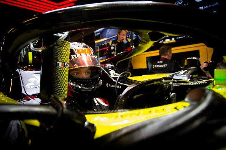 F1 | 2019年F1アブダビテスト ドライバーラインアップ:復帰のオコンがルノー公式デビュー