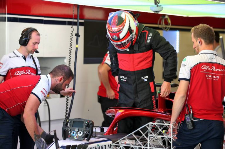 F1 | 【ギャラリー】F1アブダビテスト1日目
