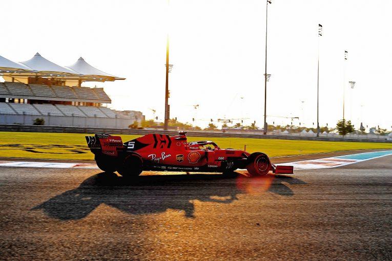 F1 | 【動画】アブダビF1タイヤテスト1日目:ベッテルとペレスが接触、オコンがルノーR.S.19で初走行