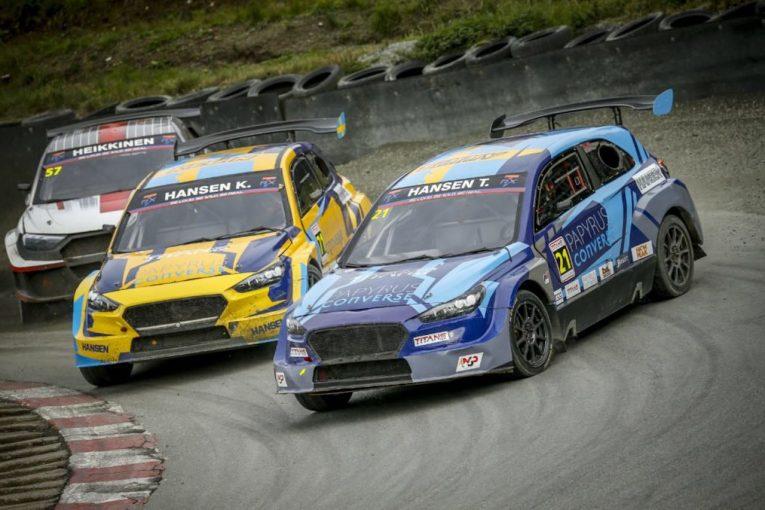 海外レース他 | 新設ラリークロス『タイタンRX』2020年カレンダー発表。カナダ戦追加、新タイトルも導入