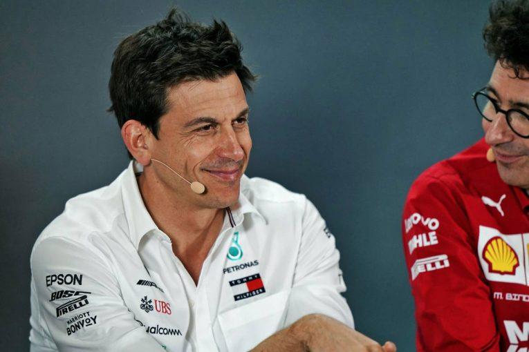F1 | グランプリのうわさ話:メルセデスF1代表がFOMの新たなCEO候補に