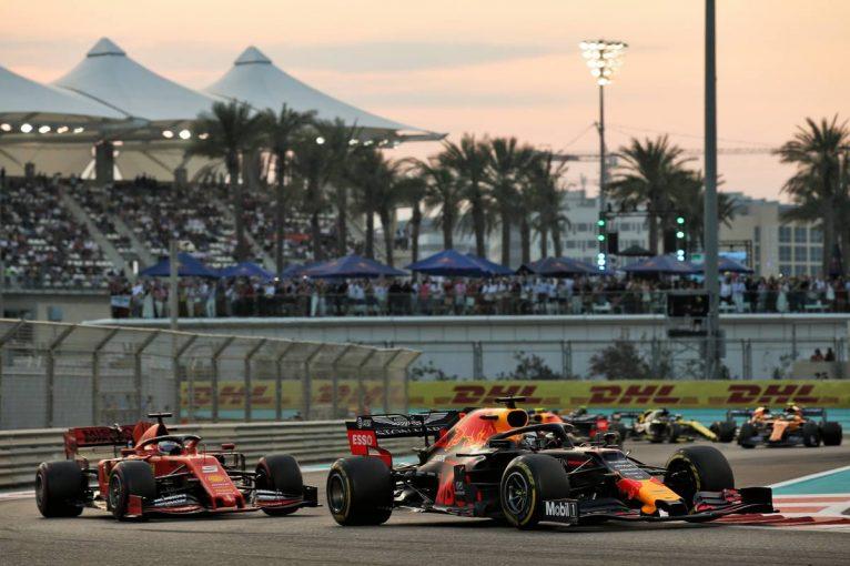 F1 | 【F1アブダビGP無線レビュー】フェルスタッペン、ホンダPUのラグ問題に苛立ち「なんでこんな問題が起きるんだ!?」