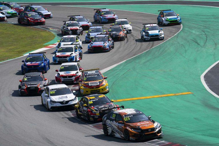 海外レース他 | WTCRに次ぐシリーズ『TCR EU』の2020年カレンダー発表。全7戦でトラックレースとも併催