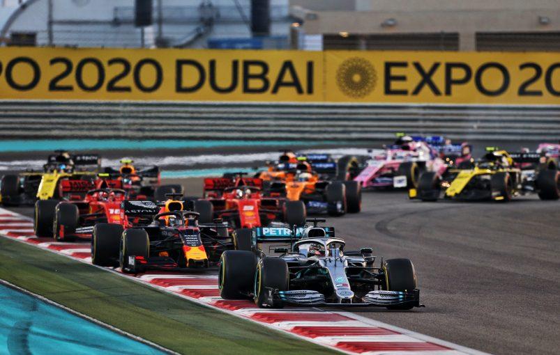 F1 | アブダビでF1の問題点が浮き彫りに「DRSがないとオーバーテイクできない」とドライバー