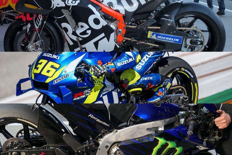 MotoGP | 2020年に向けて始動したMotoGP。テストで見えた6メーカーの狙い【ヤマハ・スズキ・KTM編】