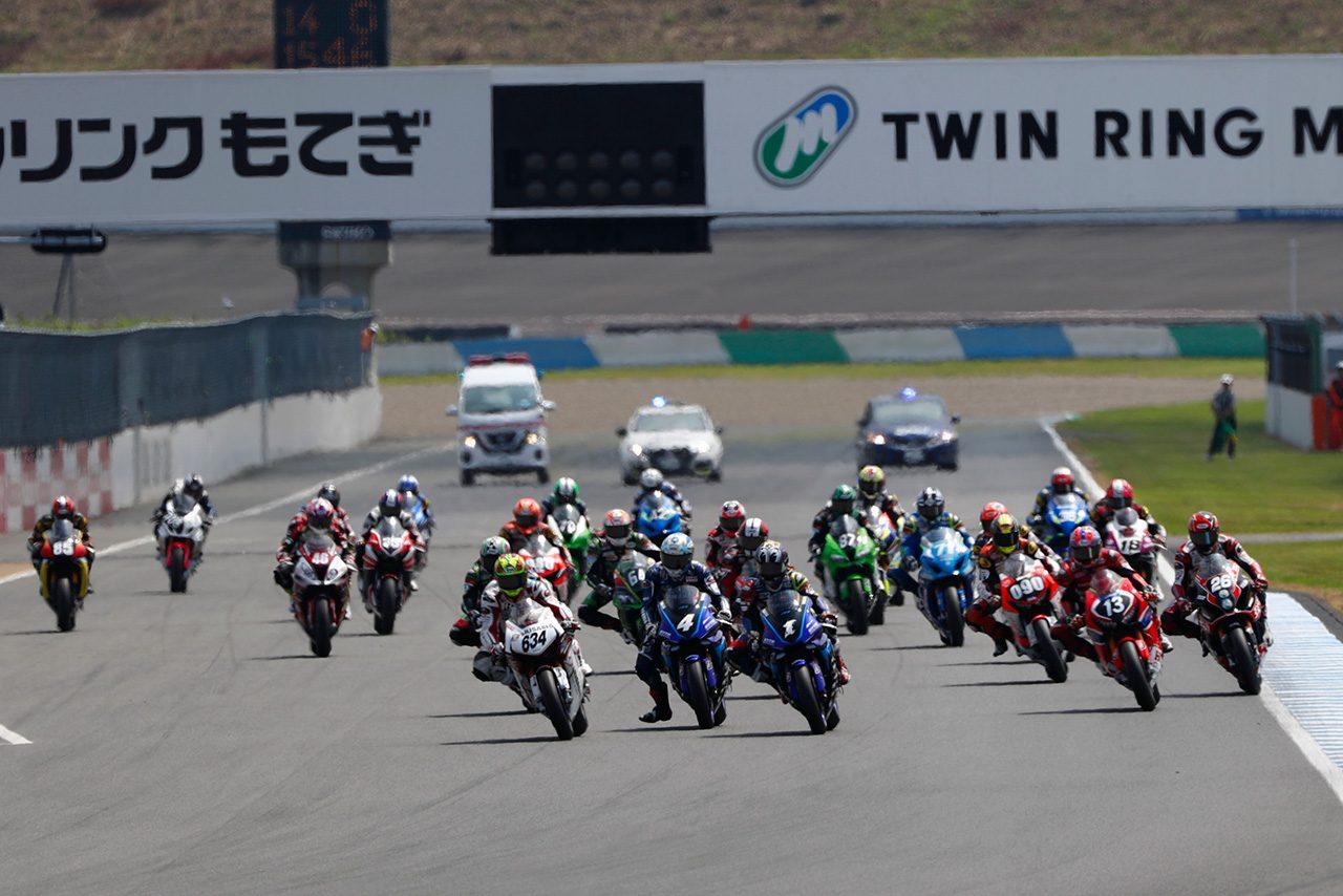 全日本ロードレースの2020年カレンダー発表。もてぎ2&4レースがなくなり全7戦に減少