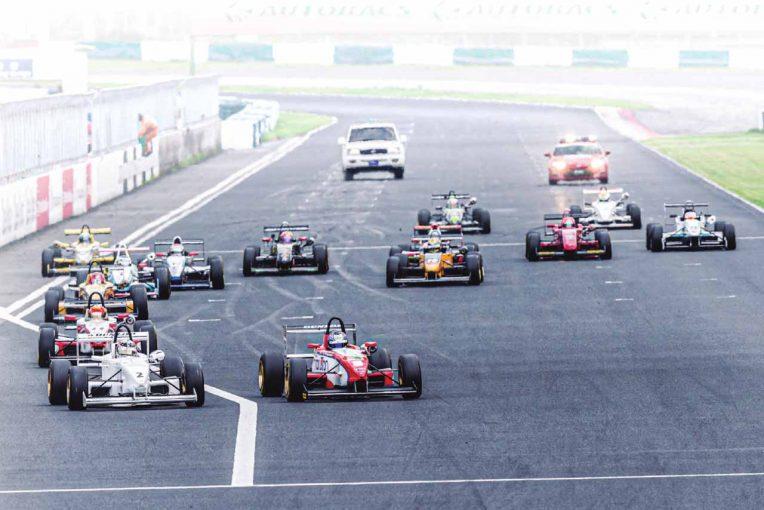国内レース他 | ヤングからジェントルマン、レディースまで。十人十色それぞれの目的で参戦しているJAF-F4