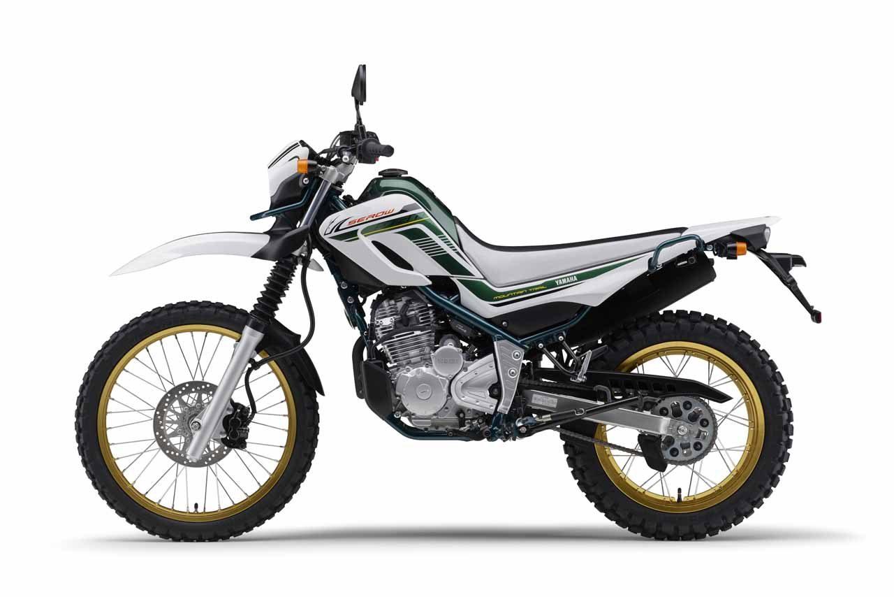 ヤマハ・セロー250生産終了。初代を彷彿させるファイナル・エディションが2020年1月15日発売