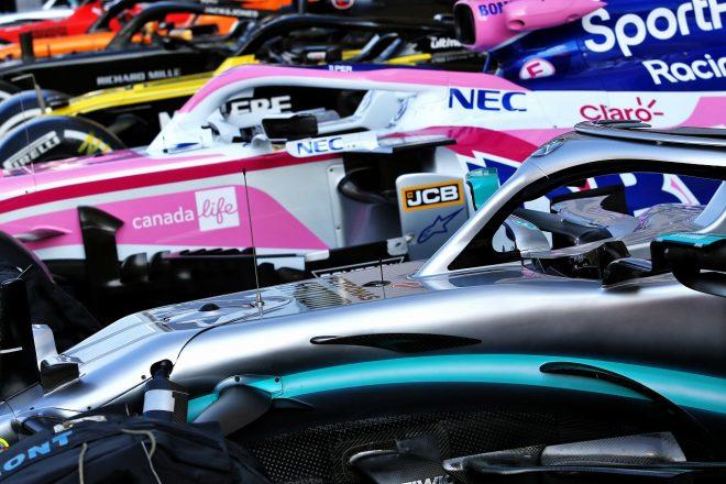 2019年F1第21戦アブダビGP 最終戦とアブダビテストで見納めとなった2019年型マシン
