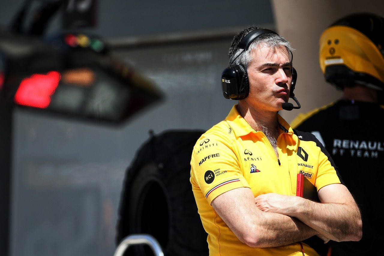 ルノーF1でシャシー部門のテクニカルディレクターを務めたニック・チェスター