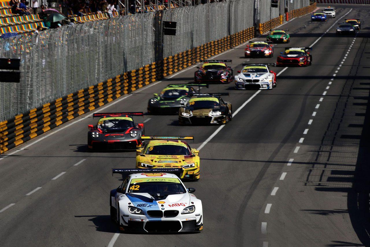 BMW、『M4』ベースの新型GT3カーを開発中。2022年の登場を正式発表