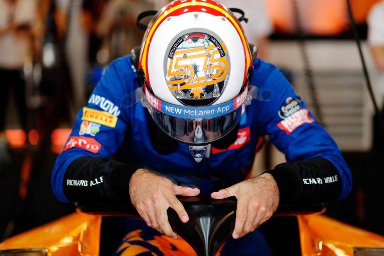F1   ここ一番の勝負強さはまるでアロンソ。マクラーレンを引っ張る存在に成長したサインツ【今宮純のF1アブダビGP採点】
