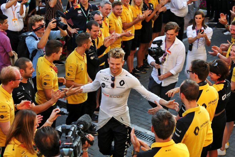 F1 | ウエーバー、ヒュルケンベルグのF1離脱は「タイミングとして適切」との考えを述べる