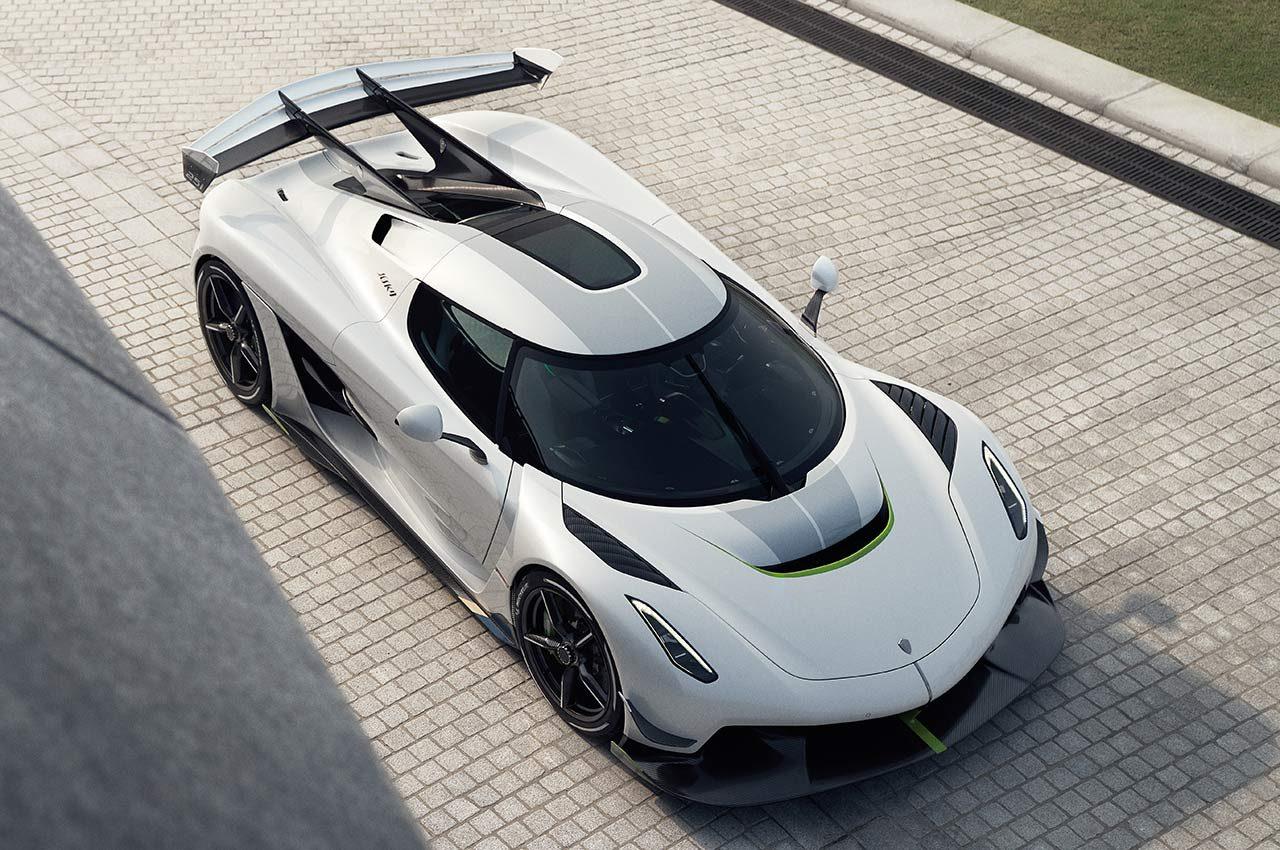 前ZOZO社長 前澤氏も購入予定の約3.5億円ケーニグセグも展示『SUPER GT AUCTION-TAS』出品車両プレビュー会を開催