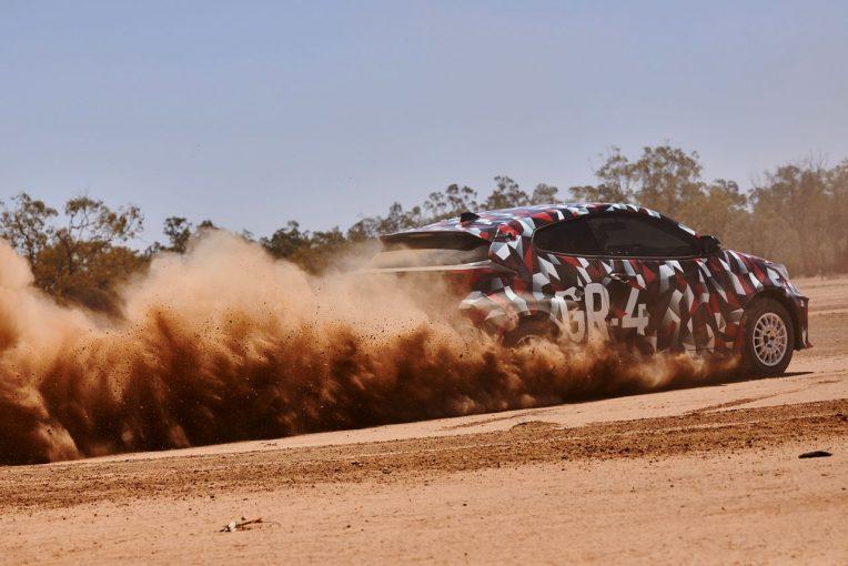 クルマ | WRCの知見を注ぎ込んだ『GRヤリス』トヨタ、東京オートサロン2020で世界初公開