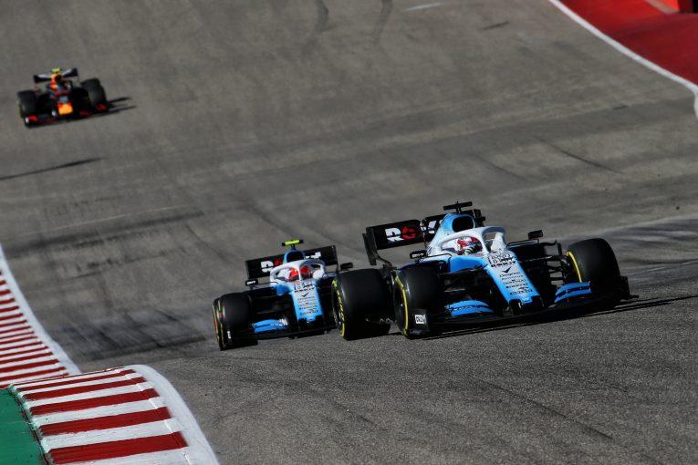 F1   ラッセル、クビサに予選で全勝も「レースでは苦戦させられた」