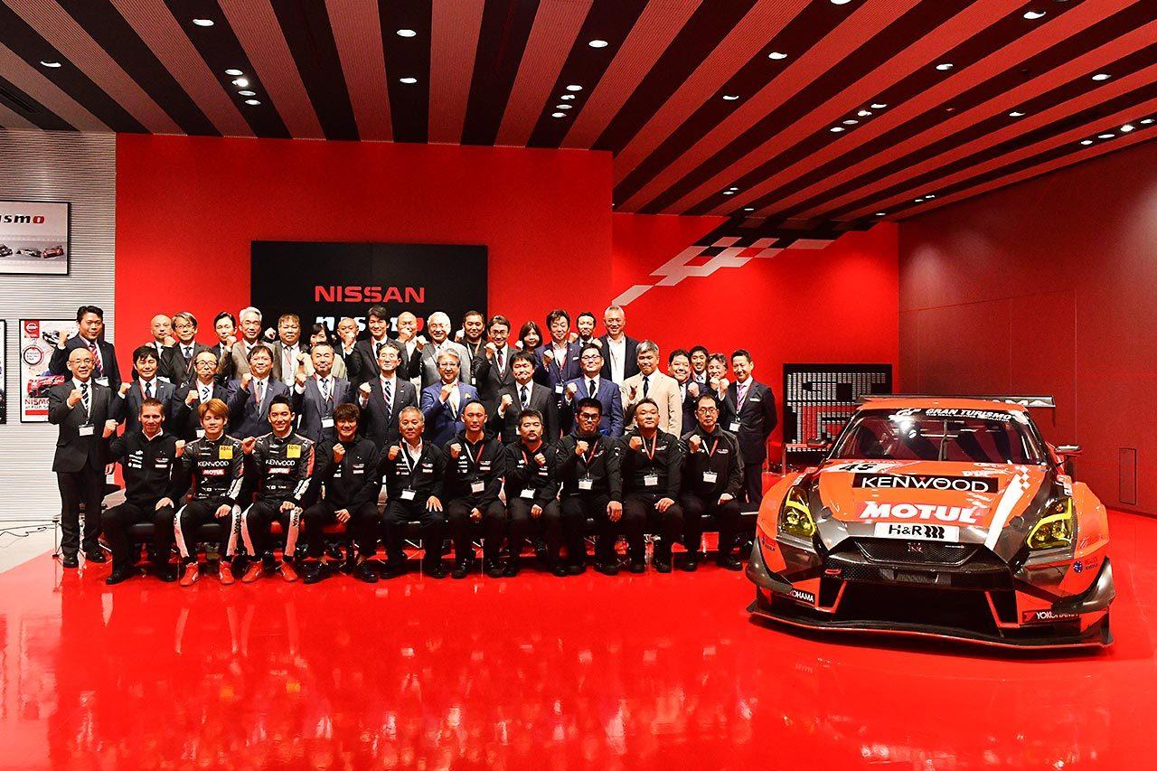 「2年目の挑戦は攻めのレースに」KONDO Racingのニュルブルクリンク24時間『感謝の会』開催