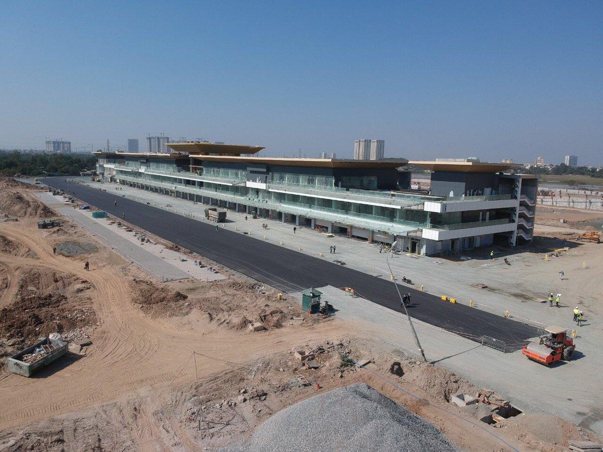 F1ベトナムGPが開催されるハノイ・サーキット