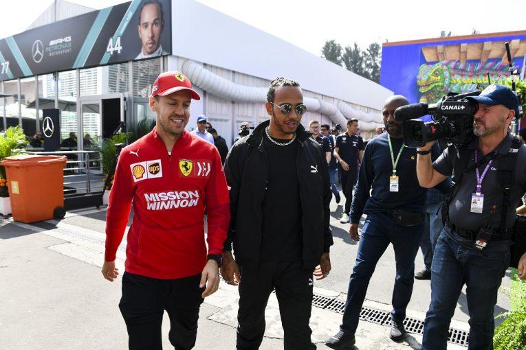F1 | フェラーリ首脳「2021年に向けベッテルのモチベーションを確認」ハミルトンとの会談の重要性は否定