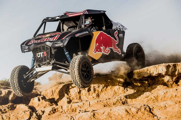 ラリー/WRC   レッドブル、フォーミュラに続いてラリーレイドでも若手を発掘へ。2020年から育成プログラム始動