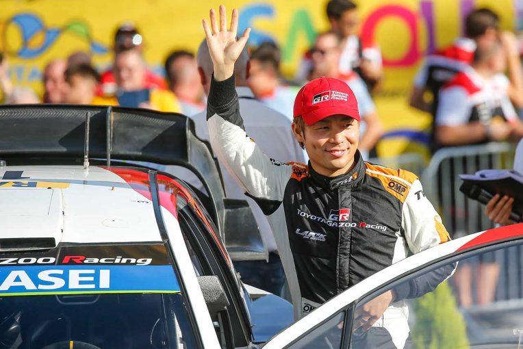 ラリー/WRC | WRC:勝田貴元、ヤリスWRCでラリー・ジャパン参戦へ。トヨタが2020年育成プログラム発表
