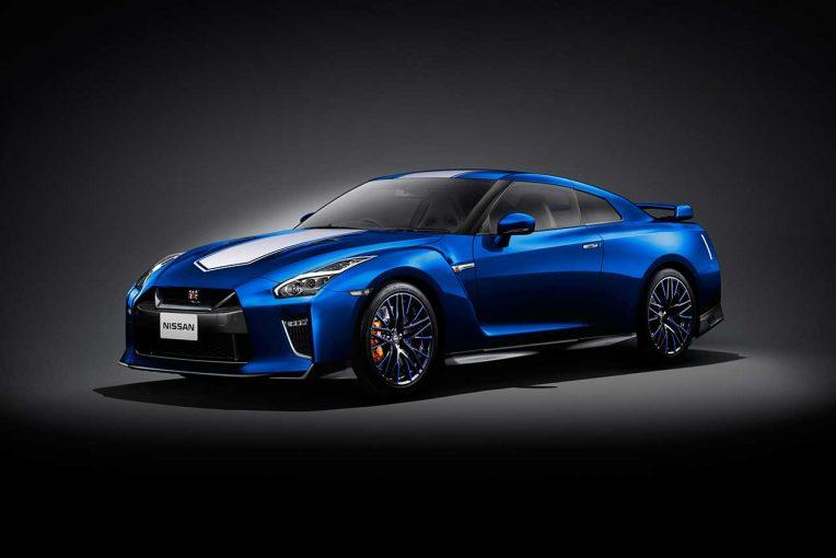 クルマ | 日産自動車、東京オートサロン2020出展概要を発表。GT-R&Zの50周年モデルなど展示