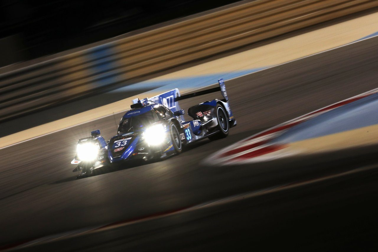 レベリオンが2戦連続ポール。トヨタ勢は3、4番手から逆転優勝狙う/WECバーレーン予選