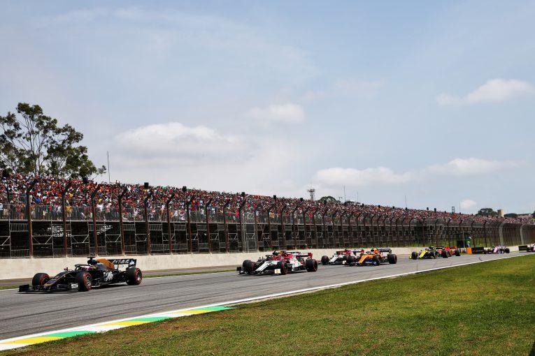F1 | ハースF1のグロージャン、苦手とするスタートの克服を目指す。「改善できればポイント獲得に近づける」