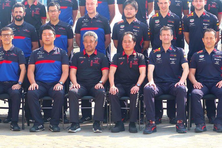 F1 | ホンダ田辺TD 2019年F1総括(1):2チーム体制で重視したのは情報共有の流れ「ファクトリーの仲間とも常に連携」
