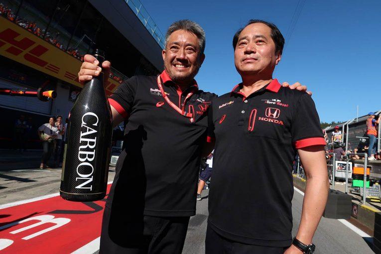 F1 | ホンダ山本MD 2019年F1総括(1):「レッドブルは我々ホンダのスタッフを興奮させてくれるチーム」