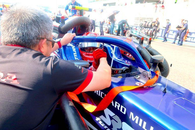 F1 | ホンダ山本MD 2019年総括(2):鈴鹿で山本尚貴が初走行「ファンの前で、日本人が現代のF1で頑張れる姿を披露したかった」