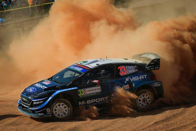 ラリー/WRC | WRC:エバンス離脱のMスポーツ、2020年布陣は「若手を支援するという信念に沿ったもの」に