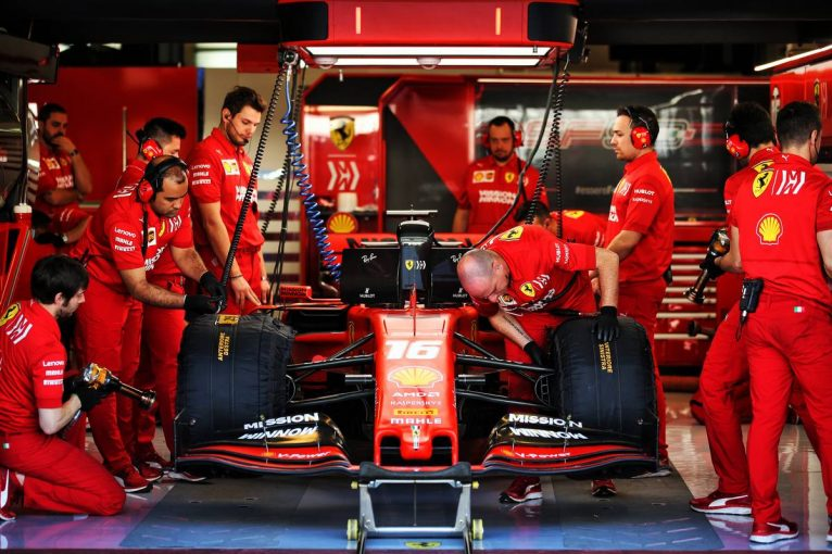 F1   フェラーリF1がニューマシン開発で躓きとの報道。空力面に問題か