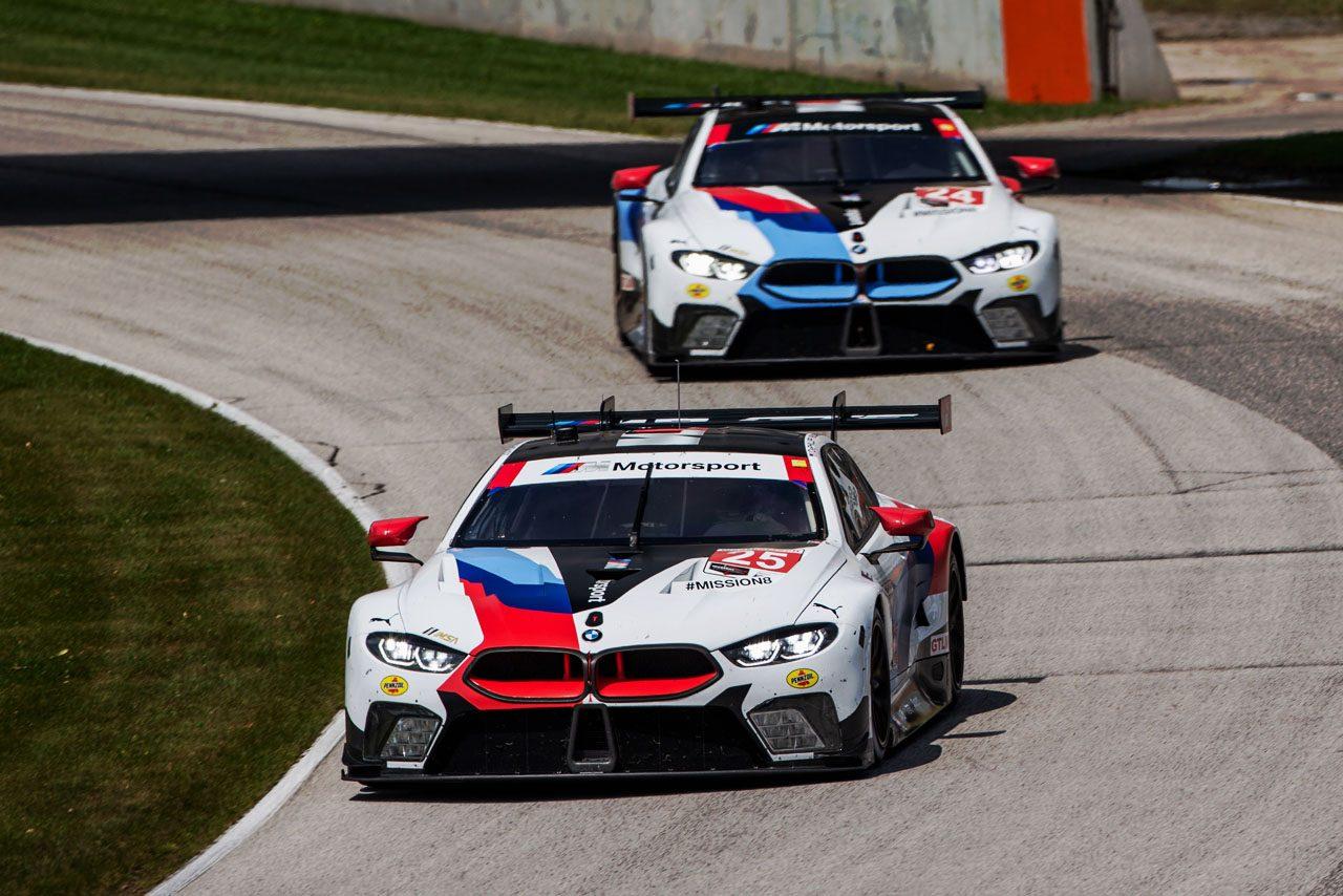 IMSA:BMW『M8 GTE』駆る2020年ドライバーラインアップ発表。シュペングラーがフル参戦