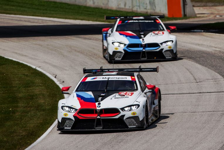 ル・マン/WEC   IMSA:BMW『M8 GTE』駆る2020年ドライバーラインアップ発表。シュペングラーがフル参戦