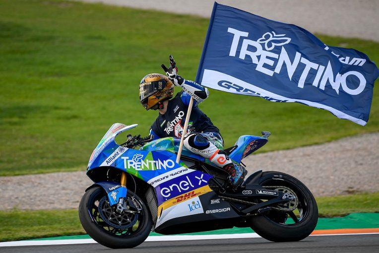 MotoGP | 電動バイクMotoEの2020年エントリーが発表。Moto2やSBK経験者など18名参戦