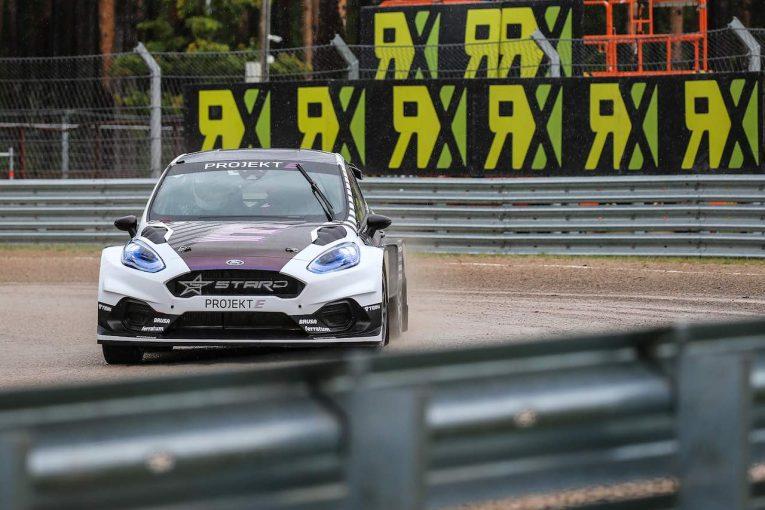 ラリー/WRC   STARD製EVラリークロス車両のテスト継続。ラリー界、レース界から数多くのドライバーが参加