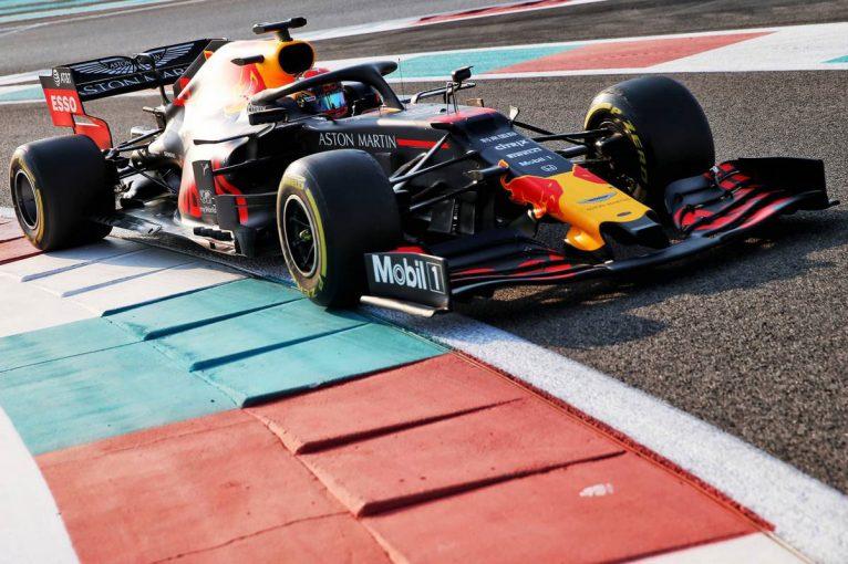 F1 | 「レッドブル・ホンダF1加入は責任重大だが大きな一歩だった」アルボン、2020年は上位争いに期待
