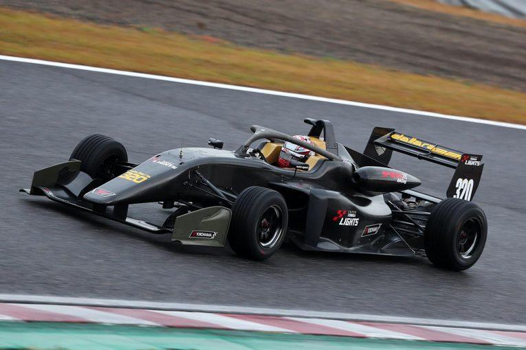 国内レース他 | 全日本F3選手権鈴鹿合同テスト:1日目は新車320を駆る阪口晴南が午前・午後ともトップタイム