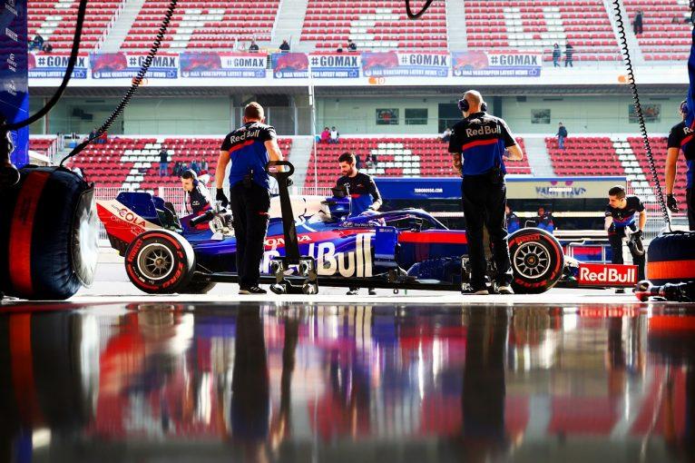 F1 | アルファタウリ・ホンダF1のニューマシン公開日が決定。オーストリアで発表会を開催
