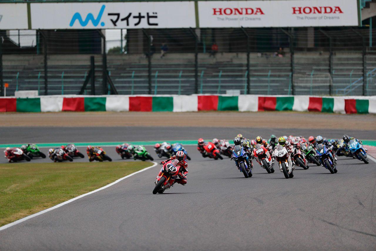 2020年全日本ロードレース最終戦鈴鹿の日程が変更