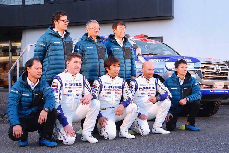 ラリー/WRC | ダカールラリー:トヨタ車体、2020年はAT仕様のランドクルーザー投入。市販車部門7連覇へ